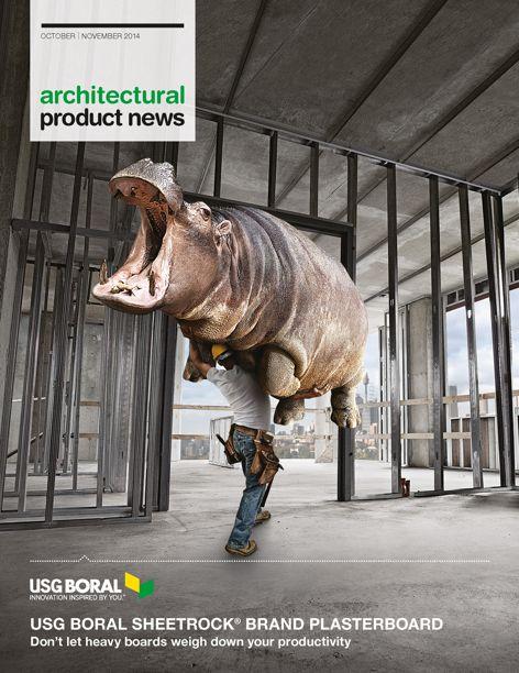 USG Boral Sheetrock Brand Plasterboard