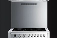 Induction cooktop by Smeg