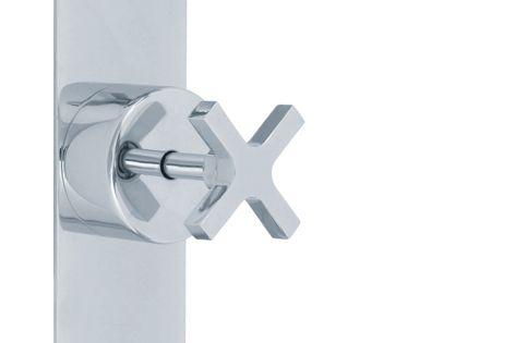 Raymor's Harvard tapware range is suitable for various bathroom layouts.