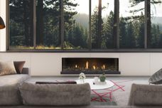 DS Series fireplaces by Escea