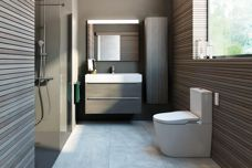 In-Wash Inspira smart toilet by Roca