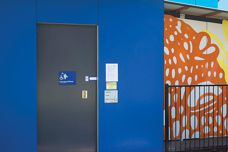 Changing Places restrooms from Landmark Products