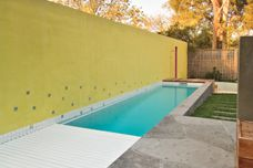 Security Blanket pool cover