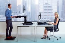 Standing desk solutions by Varidesk