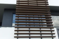 Timber-look decorative cladding by Futurewood