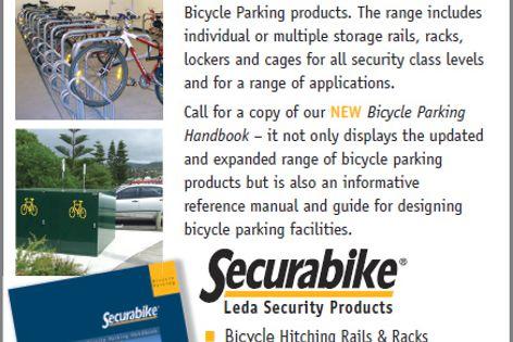 Securabike bicycle parking facilities