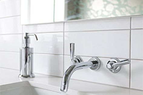 Perrin & Rowe bathroom taps from The English Tapware Company