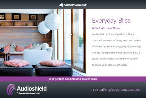 Audioshield by Australian Glass Group