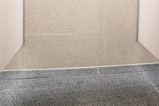 Linear tile insert drain by Stormtech