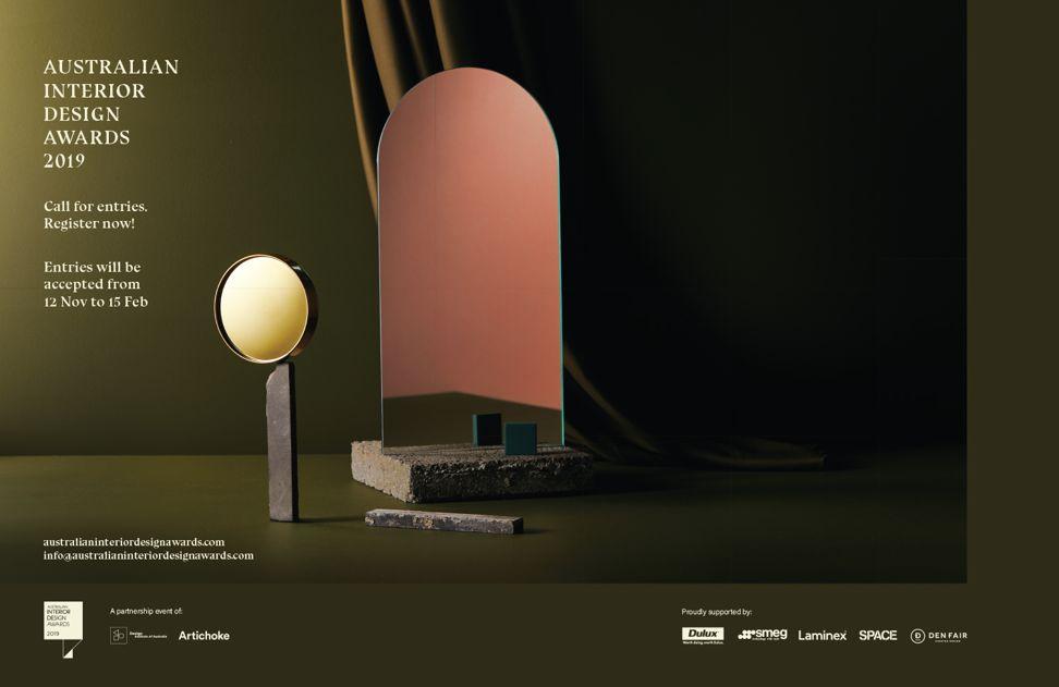 Australian Interior Design Awards 2019