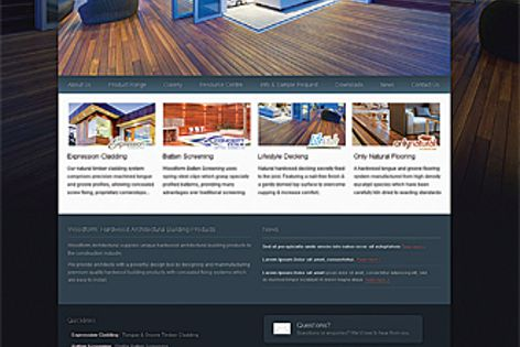 The new Woodform Architectural website is updated regularly with new pictures and downloads.