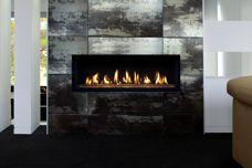 Linear fireplace range by Lopi Fireplaces