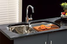 Milan undermount sink by Everhard