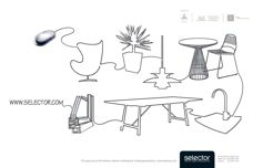 Selector – architecture, design and landscape products