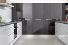 Createc high-gloss surfaces