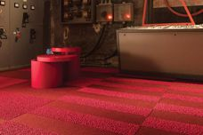 Mix and match – modular carpet tiles from GEO Flooring