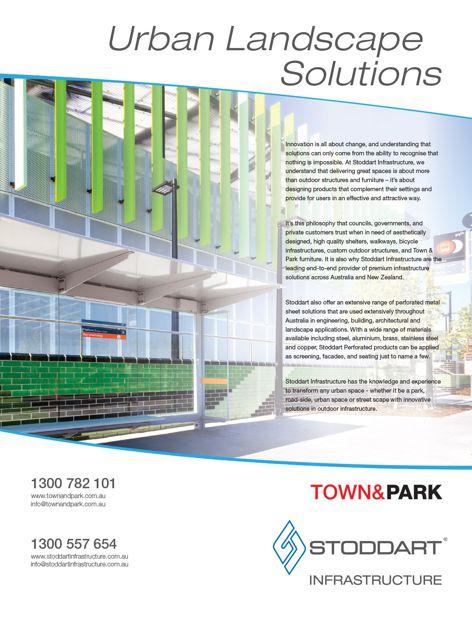 Town & Park urban landscape solutions
