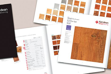Karndean Designflooring's Product Selector helps architects & designers choose the right product.