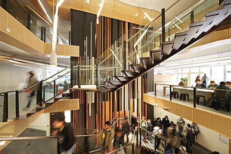 Public Design – DesignInc for the University of Adelaide Innova21. Photograph: Dianna Snape.