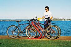 Cora bike racks