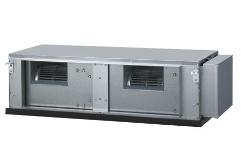 The ARTG60LHTB single-phase inverter ducted airconditioning system.