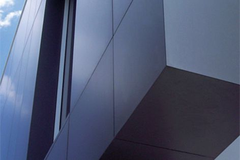 Resistant to fire and impact, Symonite composite panels are manufactured in Sydney.