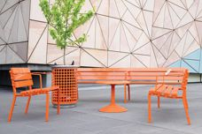 Forum Seat from Street Furniture Australia