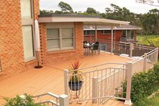 CleverDeck composite decking