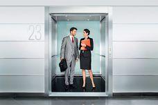 5500 elevator by Schindler