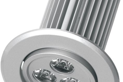The Vortex LED lighting range is suitable for residential, display and retail projects.