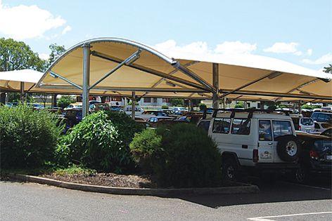 MakMax car park structures