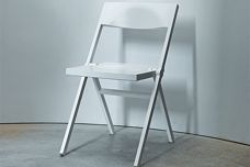 Piana folding chair from Stylecraft