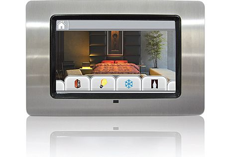 Philips Dynalite DTP170 touch screen