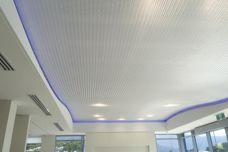 Seamless ceilings by Kaynemaile