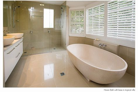 The Haven bath is now available in sizes from 1,550 mm to 1,900 mm.