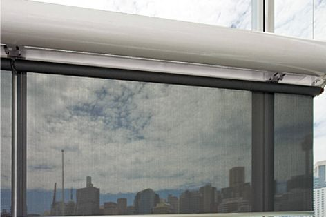 Hunter Douglas Commercial roller blinds