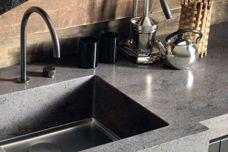 Corian sink integration by CASF