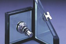 Fixing solutions for double glazing
