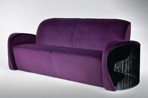 Sofa designed by Samuele Mazza for Colombostile.