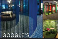 Signature floors at Google's Workplace 6