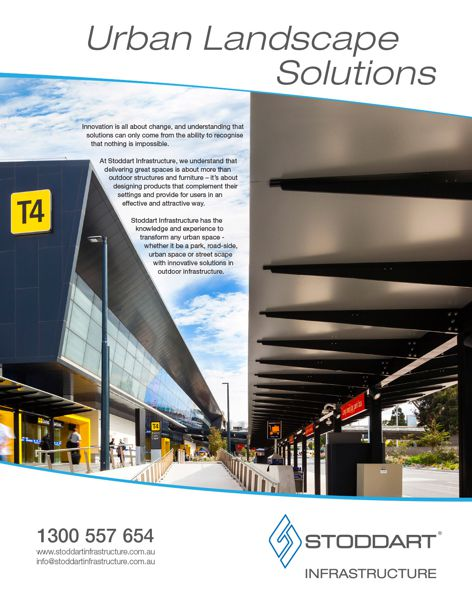 Urban solutions by Stoddart Infrastructure