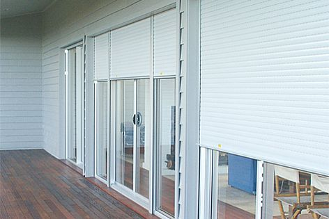Custom-made Blockout shutters