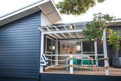 CSR Cemintel's Scarborough Weatherboards are a durable and low-maintenance external cladding option.