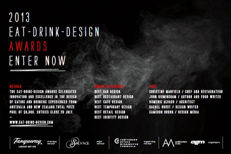 Eat Drink Design Awards entries