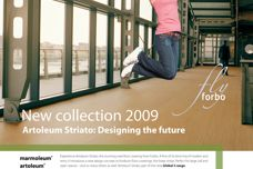 Forbo's 2009 flooring collection