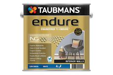 Taubmans Endure Interior Low Sheen paint