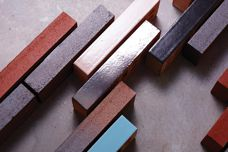 Linear bricks by PGH Bricks and Pavers