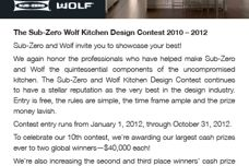 Kitchen Design Contest by Multyflex