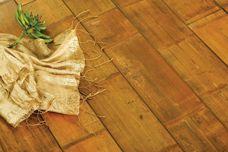 Engineered eco-solid bamboo flooring