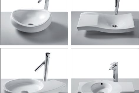 Urbi basin collection from Roca